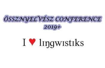 Össznyelvész Konferencia 2019+